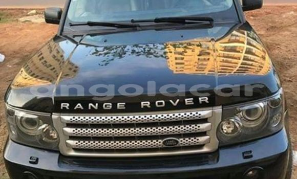 Comprar Usado Land Rover Range Rover Preto Carro em Luanda em Luanda Province