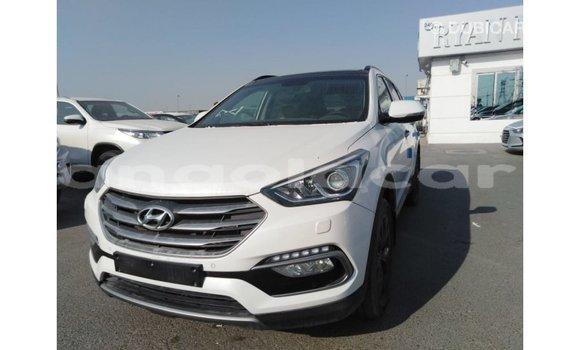 Comprar Importar Hyundai Santa Fe Branco Carro em Import - Dubai em Bengo Province