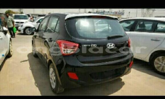 Comprar Usado Hyundai i10 Preto Carro em Lobito em Benguela