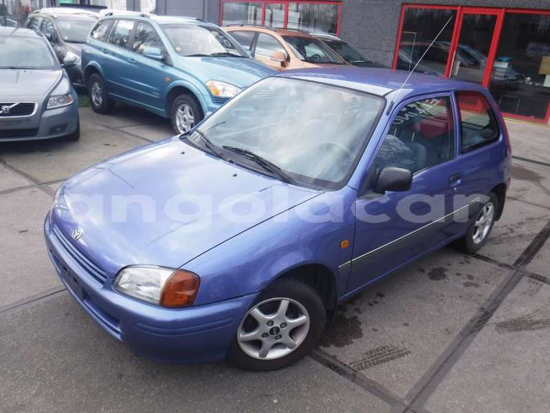 Big with watermark toyota starlet luanda province luanda 7216