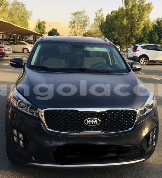 Big with watermark kia sorento bengo province import dubai 7551