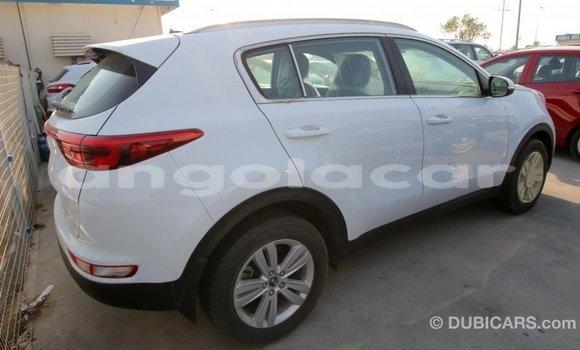 Comprar Importar Kia Sportage Branco Carro em Import - Dubai em Bengo Province