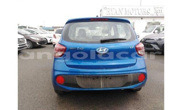 Comprar Importar Hyundai i10 Azul Carro em Import - Dubai em Bengo Province