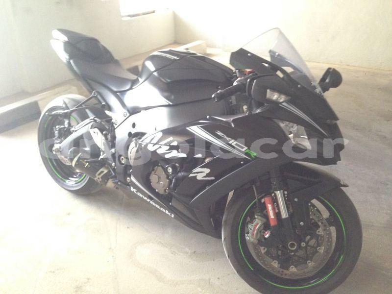Buy Used Kawasaki Ninja Zx 10r Black Bike In Luanda In Luanda