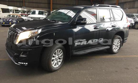 Comprar Usado Toyota Land Cruiser Prado Bege Carro em Luanda em Luanda Province