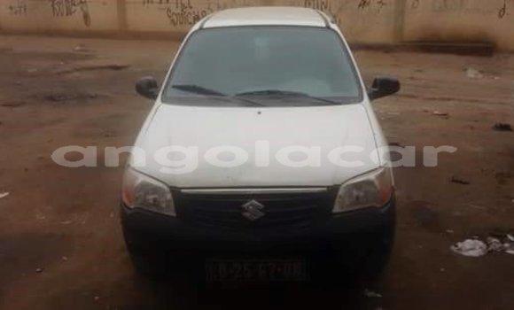 Comprar Usado Suzuki Alto Branco Carro em Luanda em Luanda Province