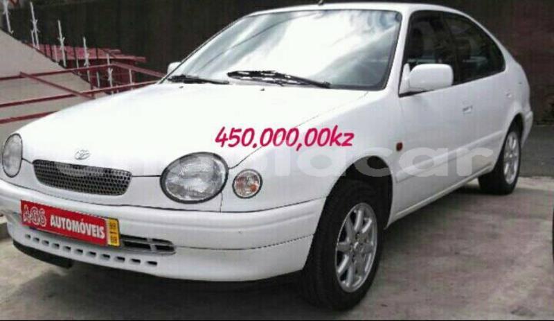 Carros Usados Toyota >> Comprar Usado Toyota Corolla Branco Carro Em Luanda Em Luanda