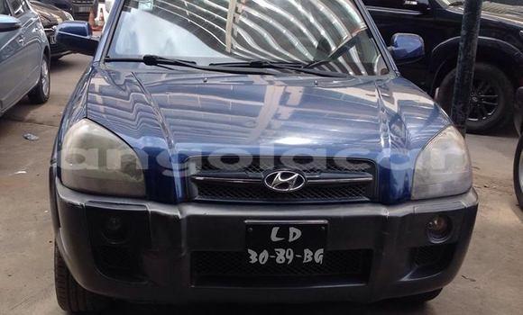 Comprar Usado Hyundai Tucson Azul Carro em Luanda em Luanda Province