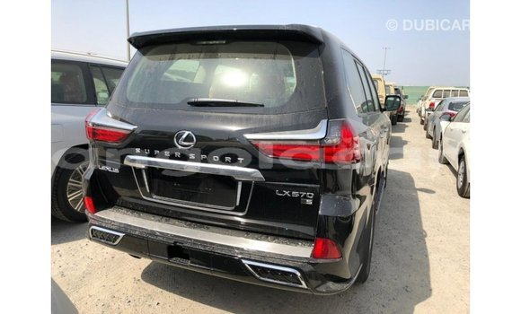 Comprar Importar Lexus LX Preto Carro em Import - Dubai em Bengo Province
