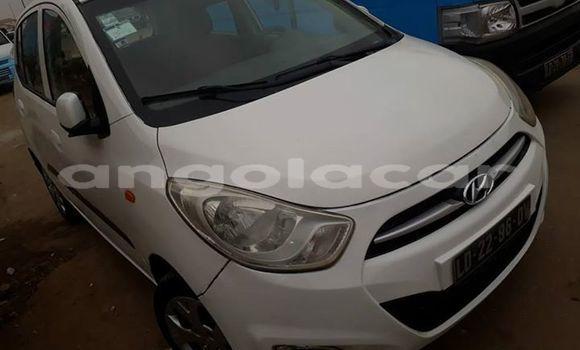 Comprar Usado Hyundai i10 Branco Carro em Luanda em Luanda Province
