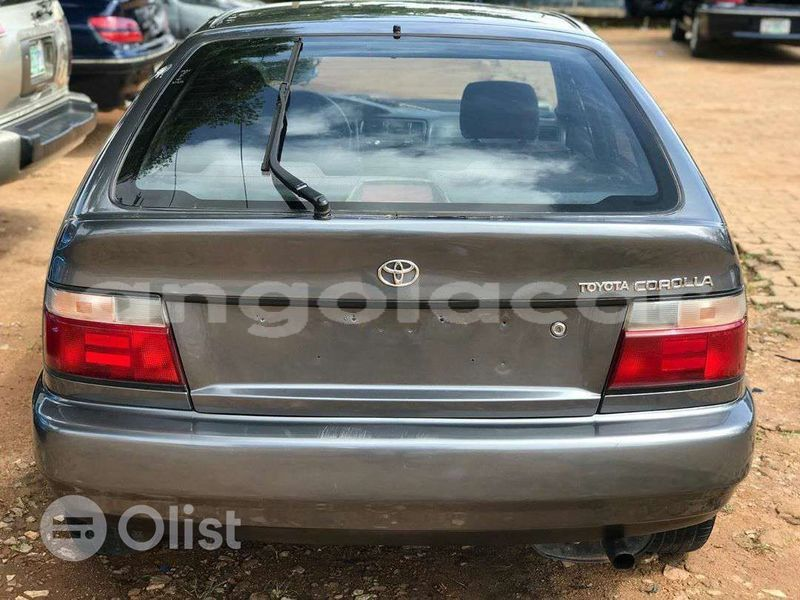 Big with watermark toyota corolla huambo caala 10441