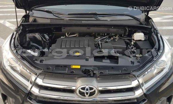 Comprar Importar Toyota Highlander Preto Carro em Import - Dubai em Bengo Province