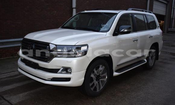 Comprar Novo Toyota Land Cruiser Branco Carro em Luanda em Luanda Province