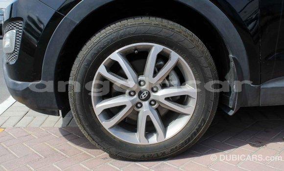 Comprar Importar Hyundai Santa Fe Preto Carro em Import - Dubai em Bengo Province