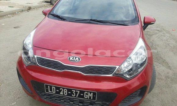 Comprar Usado Kia rio Vermelho Carro em Benguela em Benguela