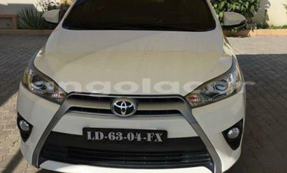 Comprar Usado Toyota Yaris Branco Carro em Benguela em Benguela