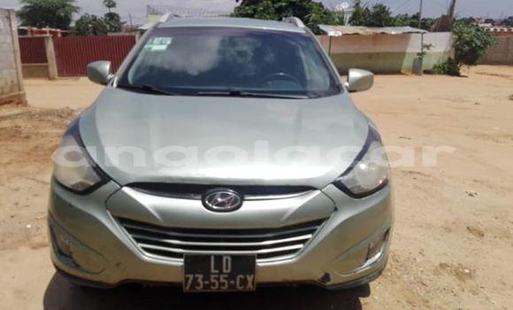 Comprar Usado Hyundai Tucson Prata Carro em Luanda em Luanda Province