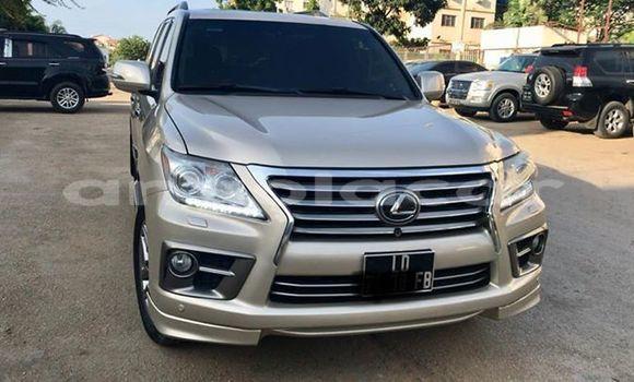 Comprar Usado Lexus LX 570 Prata Carro em Luanda em Luanda Province