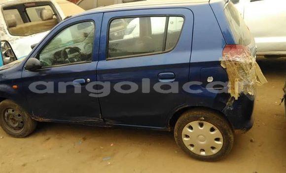 Comprar Usado Suzuki Alto Azul Carro em Luanda em Luanda Province
