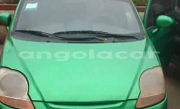 Comprar Usado Chevrolet spark Verde Carro em Luanda em Luanda Province