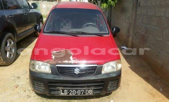 Comprar Usado Suzuki Alto Vermelho Carro em Luanda em Luanda Province