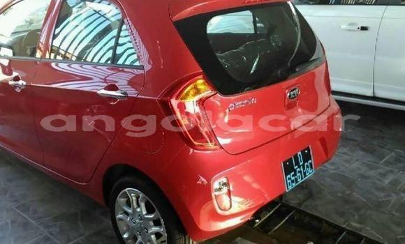 Comprar Usado Kia Picanto Vermelho Carro em Luanda em Luanda Province