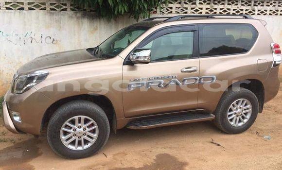 Comprar Usado Toyota Land Cruiser Prado Marrom Carro em Luanda em Luanda Province