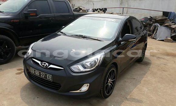 Comprar Usado Hyundai Accent Preto Carro em Luanda em Luanda Province